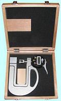 Толщиномер  цифровой  роликовый   ТПЦ 10-120   ( 0,001 )   для  пленок