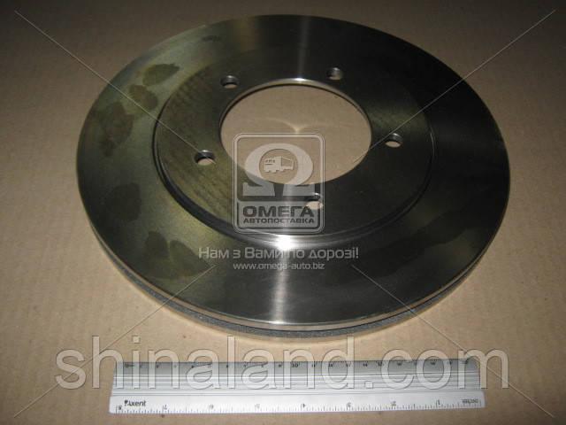 Гальмівний диск SUZUKI GRAND VITARA передній вентильований (ABS) OE 5521165D10