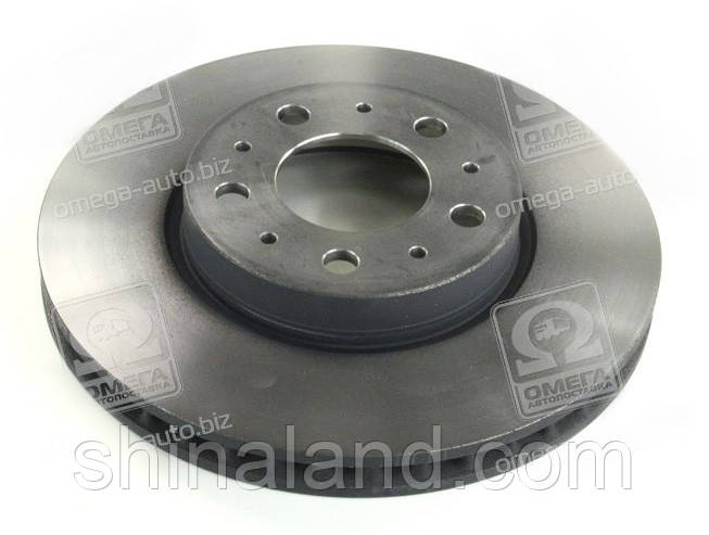 Тормозной диск VOLVO передний вентилируемый (TRW) OE 9140759