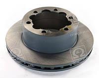 Тормозной диск VW CRAFTER задний вентилируемый (FEBI)