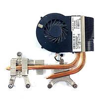 Система охлаждения HP Pavilion dv6-3000, dv7-4000 631743-001, 3MLX9TATP30 (AMD, Dis) БУ, фото 1