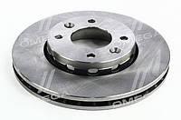 Тормозной диск KIA CARENS 1.6 02- передний (VALEO PHC) R2013