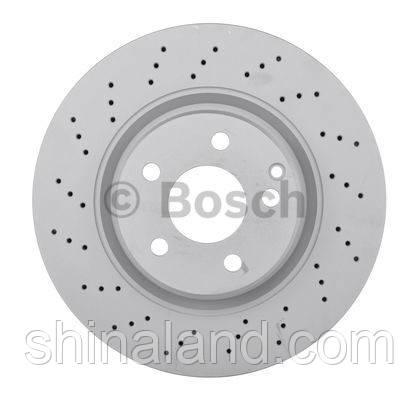 Тормозной диск передний MERCEDES S (C215), S (W220) 3.2D-5.0 10.98-03.06 BOSCH