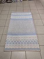 Безворсовий килимок Trio 0.80x1.50