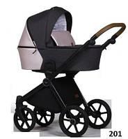 Универсальная коляска 2 в 1 Baby Merc Mango M/201 (Серый)