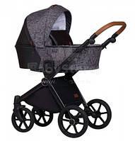 Универсальная коляска 2 в 1 Baby Merc Mango M/198 (Темно-серый)