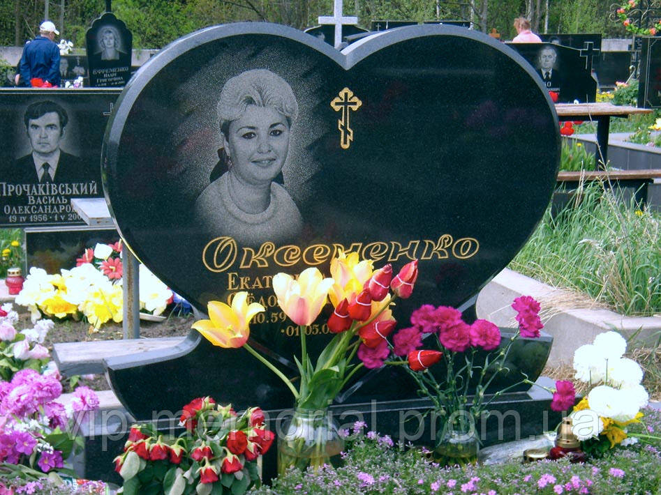 Памятник Сердце ПС-10