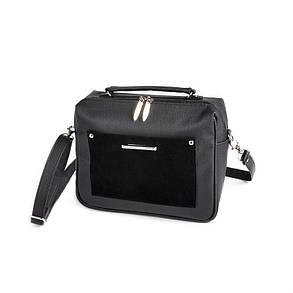 Сумка-чемоданчик М192-91/замш, фото 2
