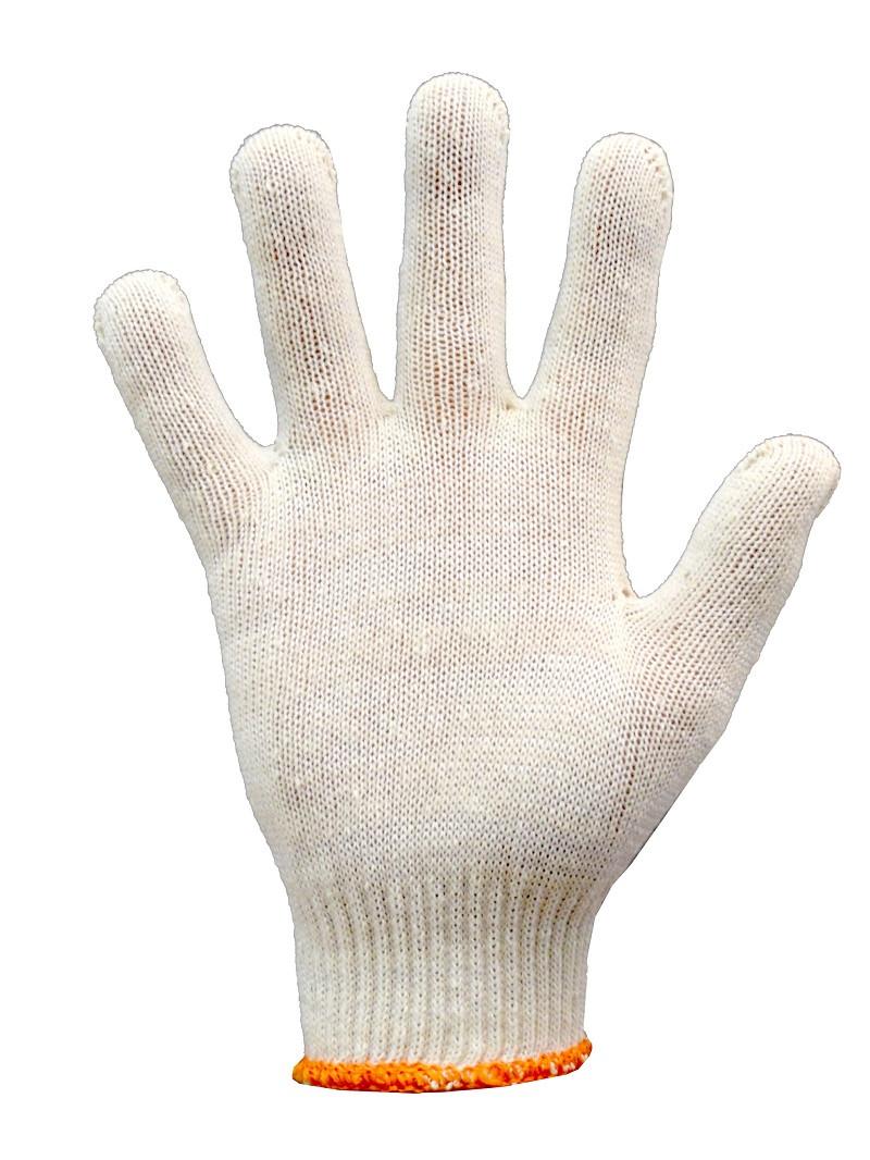Перчатки рабочие 3 нити без ПВХ