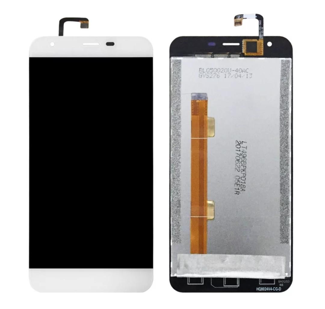 Дисплей + Touchscreen (модуль) для Oukitel K7000 Білий