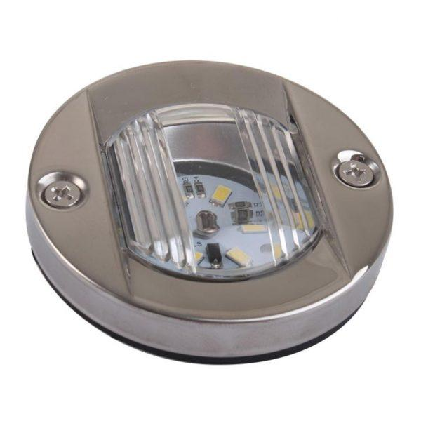 Светильник палубный ААА 00144-LD LED 3Вт диаметр 75мм