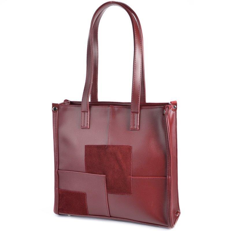 Женская сумка М102-75/замш