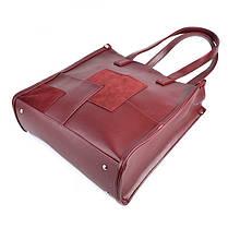 Женская сумка М102-75/замш, фото 2