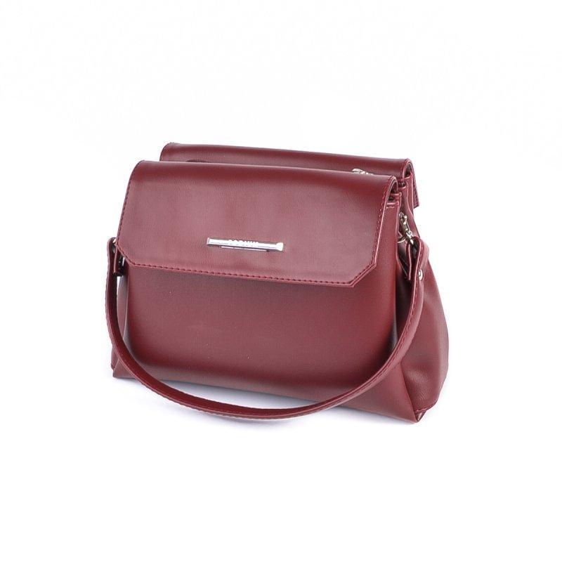Женская сумка на длинном ремешке М126-75