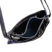 Женская сумочка через плечо М105-39/замш, фото 3