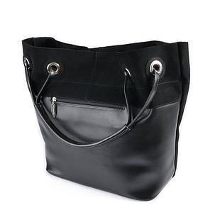 Женская замшевая сумка М54-33/замш, фото 2
