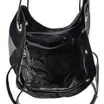 Женская замшевая сумка М54-33/замш, фото 3