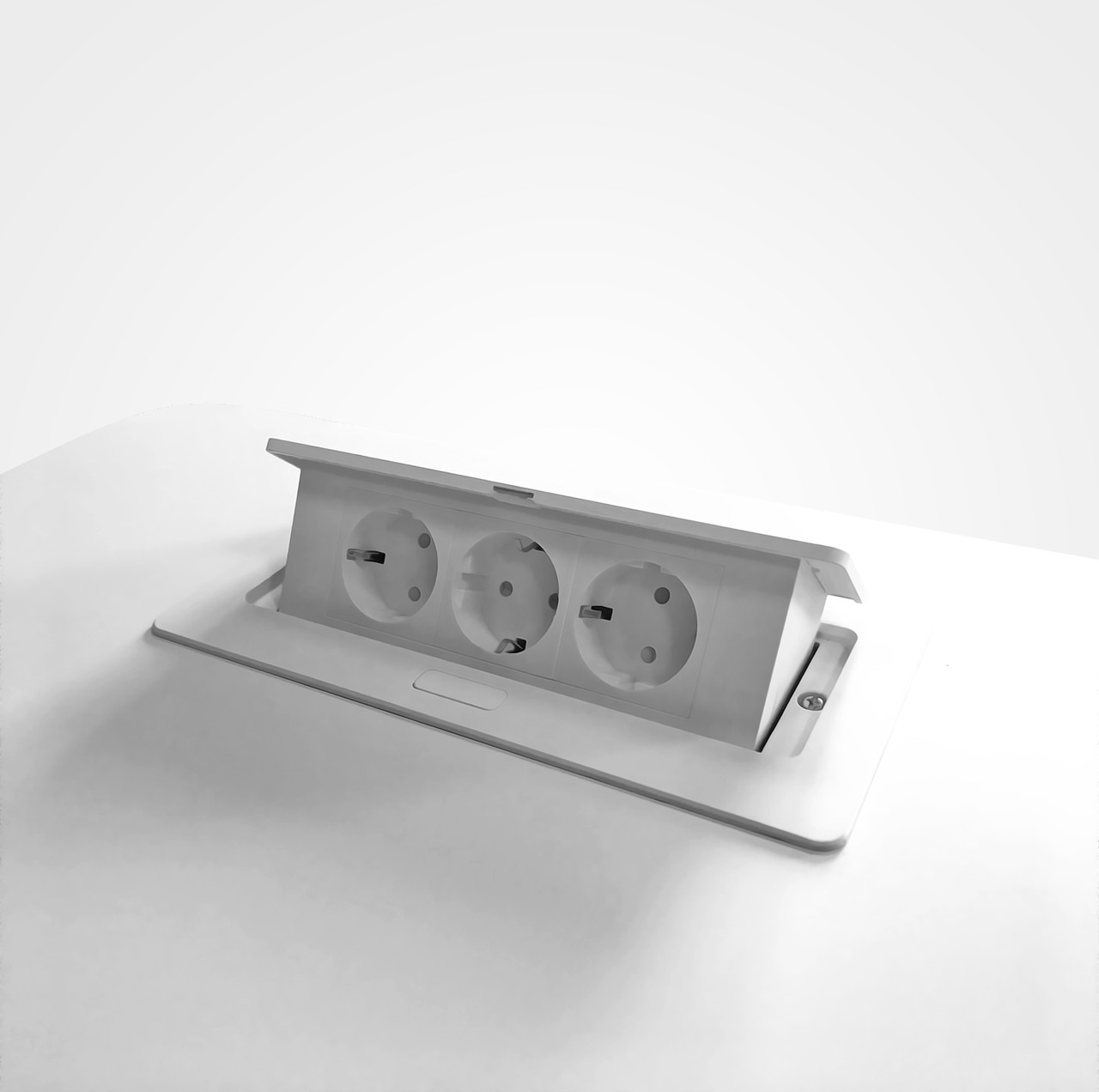 Встраиваемый сетевой фильтр в столешницу