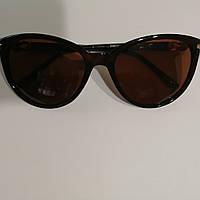 Солнцезащитные женские очки с полароидной линзой, коричневые, фото 1