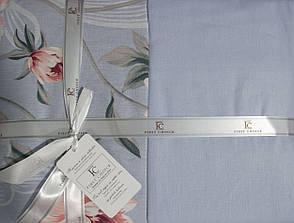 Комплект постельного белья First Choice Ранфорс 200x220 Karen Lacivert, фото 2