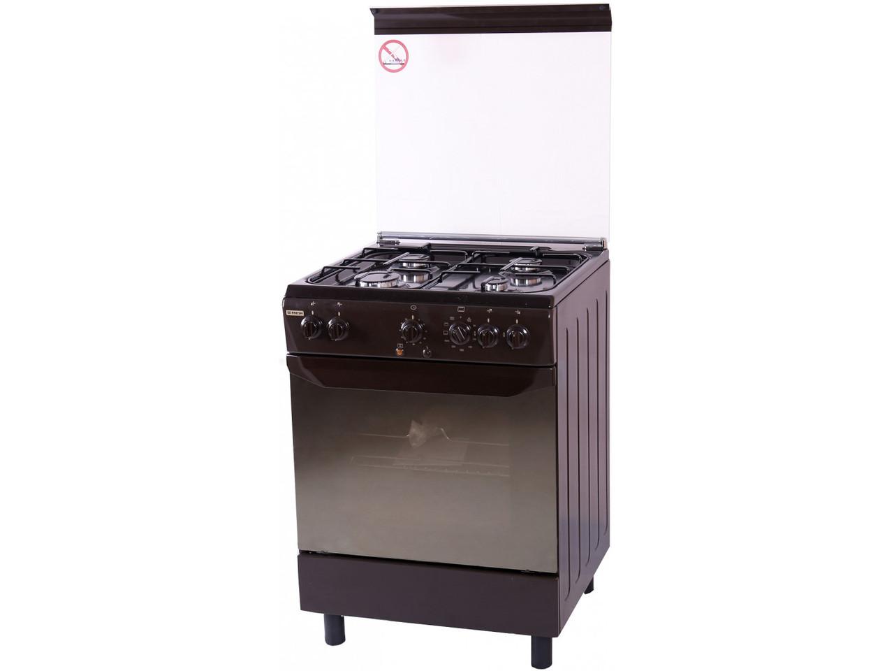 Плита Fresh C63 K50 E/01 коричневая