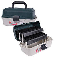 """Скринька для інструментів, 16"""" 400x205x190 мм INTERTOOL BX-6116"""
