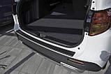 Пластиковая накладка заднего бампера для Suzuki Vitara 2015+, фото 2