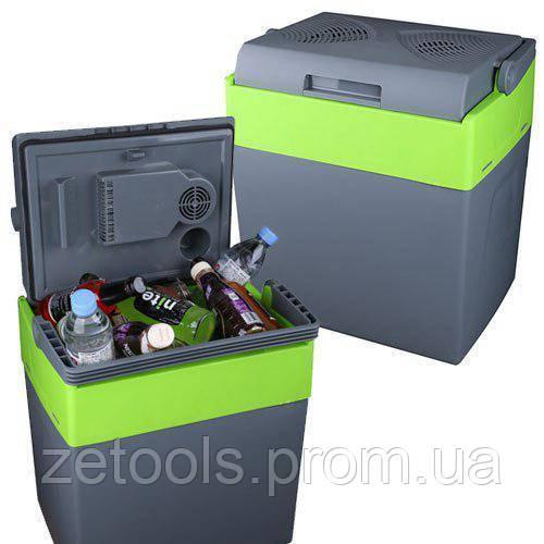Холодильник термоелектричний 30 л., 12V/220V 58W Vitol