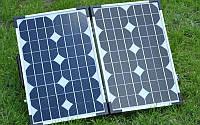 Зарядное устройство на солнечных батареях Sinosola SAF-30W