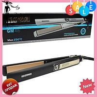 Профессиональная плойка для волос Gemei GM-416 | Утюжок выравниватель, фото 1