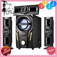 PA аудио система колонка E-703A | Профессиональные акустические мощные колонки | Музыкальные колонки, фото 1