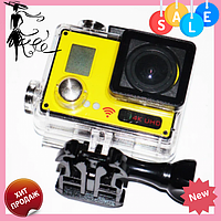 Экшн камера F-73 | Sports Action Camera Wifi 4K, фото 1