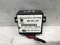 Блок управления освещением фар  AUDI A6 C5 4b0907357