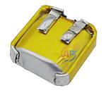 Аккумулятор 50mAh, 3.7v, для блютуз гарнитур (bluetooth), наушников (i7 i8 i9 i12 QCY TWS)