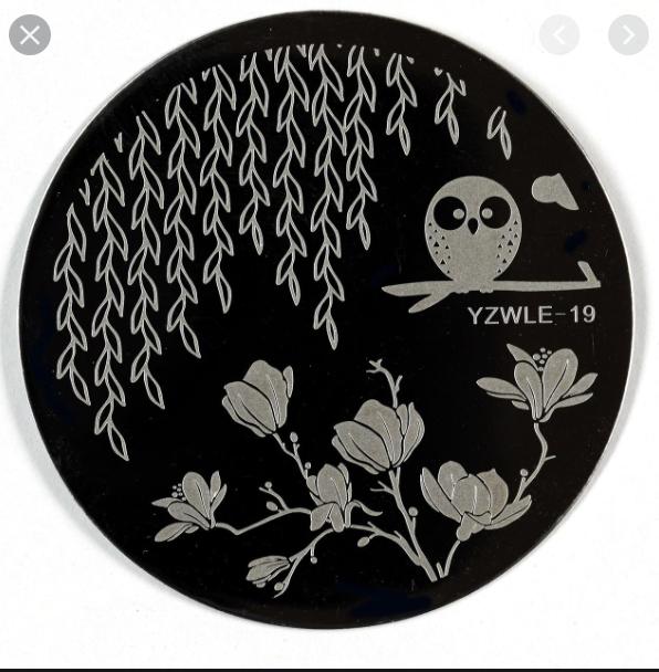 Диск для стемпинга yzwle- 19