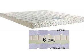 Тонкийматрас Matroluxe Футон-7 120x200 см (7640), фото 2