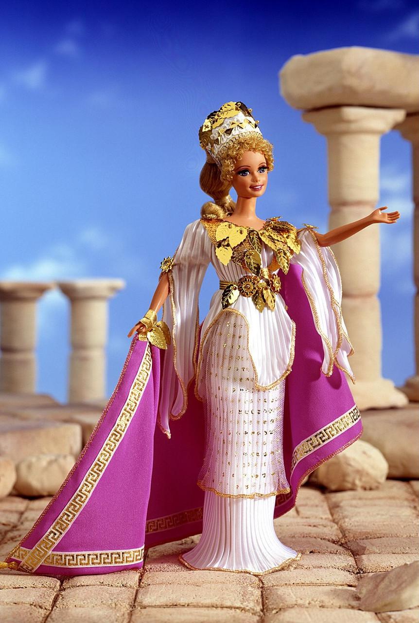 Коллекционная кукла Барби Греческая богиня