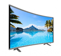 "Плазменный телевизор COMER 50"" Smart 4K Android 7.1 Изогнутый | плазма Смарт ТВ, фото 1"