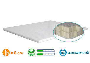 Тонкий матрас Matro-Roll Ultra Flex 135x190 см (7802), фото 2