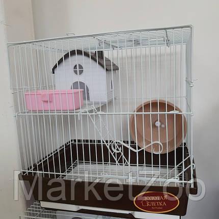 Клетка для хомячка, фото 2