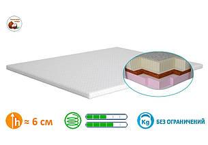 Тонкий матрас Matro-Roll Memotex Kokos 115x180 см (8373), фото 2