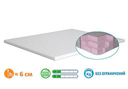 Тонкий матрас Matro-Roll Memotex Advance 140x200 см (7819)