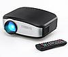Проектор портативный мультимедийный C6 TV BK FULL HD