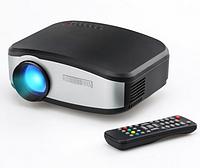 Проектор портативный мультимедийный C6 TV BK FULL HD, фото 1