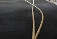 Резиновая плитка для тренажерного зала Кроссфита