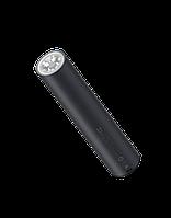 Портативный водонепроницаемый фонарик Xiaomi ZMI Power Bank 5000 мАч Black (LPB02)