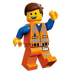 Наклейка на коробку-сюрприз Lego / Лего
