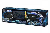 Скейтборд Neon Hype Синій N100787, фото 3
