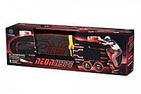 Скейтборд Neon Hype Червоний N100788, фото 3