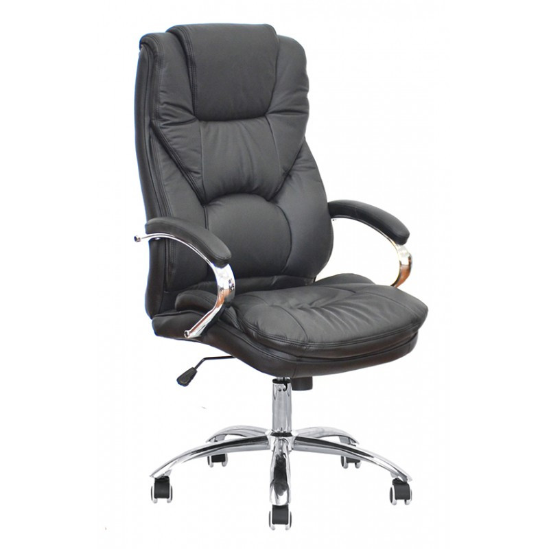 Крісло офісне Special4You Rain black (E5999)